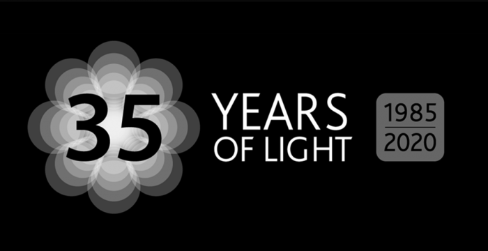 LUMINO celebrates 35 successful years in the lighting industry