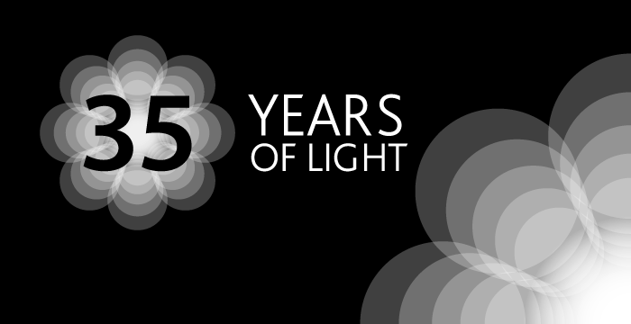 Go to LUMINO celebrates 35 successful years in the lighting industry